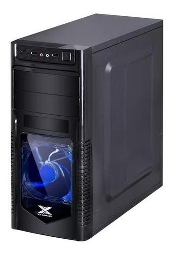 pc gamer core 2 duo 4gb 160gb placa de video 2gb wi-fi