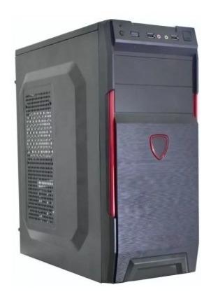 pc gamer core 2 duo 4gb 320gb placa de video 1gb wi-fi