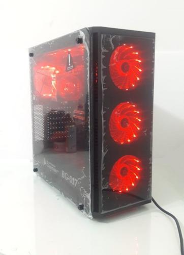 pc gamer core 2 duo 4gb placa de vídeo 2gb