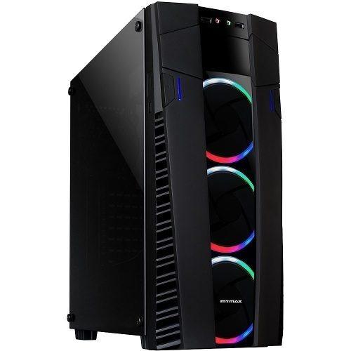 pc gamer core i3 8100 8gb gtx 1050ti hd 500 ssd 120gb