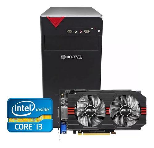 pc gamer core i3 + gtx 750ti 2gb + 8gb memória + ssd 120gb