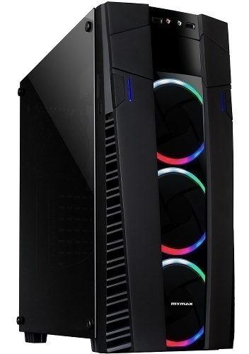 pc gamer core i5 8400 8gb gt 730 4gb ssd veja descrição