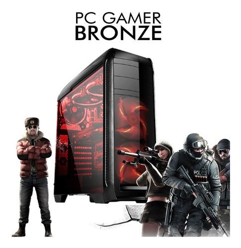 pc gamer core i5-8400 gtx 1050 2gb 1tb 8g ram + nfe