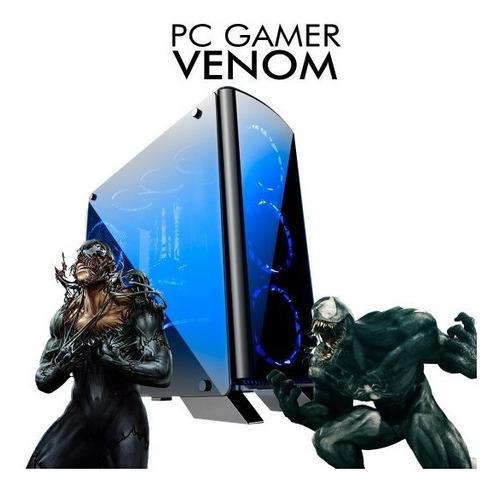 pc gamer core i5-8600k gtx 1060 6gb 1tb 8gb ram + nfe