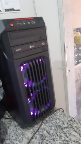 pc gamer core i5 ssd 240gb placa de video 8gb