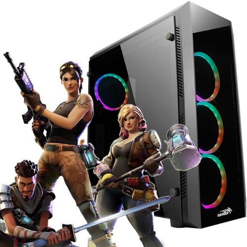 pc gamer cpu amd ryzen 5 1500x x4 a320 8gb gtx 1060 3gb 12c
