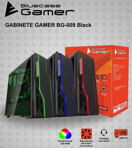 pc gamer cpu i5 3470, 8gb ddr3,placa h61, hd 1tb, fonte 500w