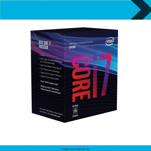 pc gamer cpu intel i7 9700 9na 8gb 1tb gabinete lz40 p1 !