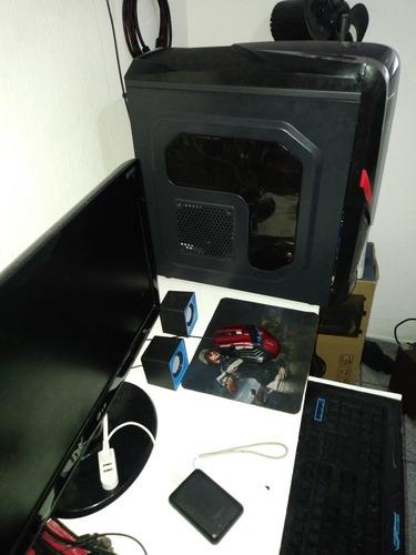 pc gamer de entrada com placa de vídeo