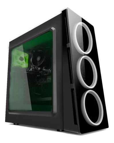 pc gamer g-fire amd a10 9700 8gb 1tb r7 2gb integrada  +nf