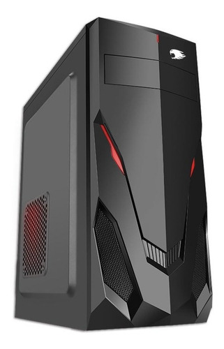 pc gamer g-fire athlon 200ge 4gb pv 1gb integrada 500gb