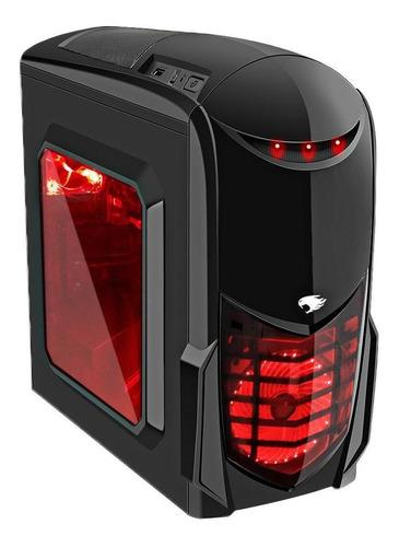pc gamer g-fire htg-317 a6 7400k 8gb r5 2gb integrada 500gb