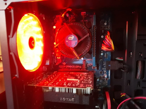 pc gamer - g5400 gtx 1050 ti