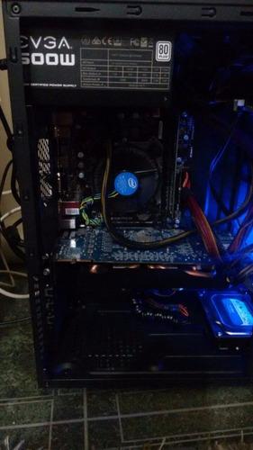 pc gamer gama alta i5 6ta // 6950 2gb gddr5