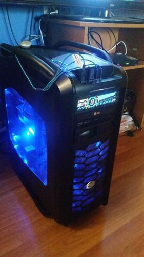 pc gamer gama alta toped linea i7 4790k gtx1070 16ram 8teras