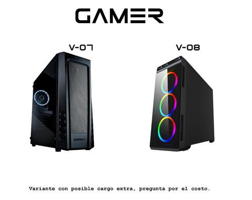pc gamer geforce gtx 1070 core i5 7400 2tb hdd 16gb ddr4 pba