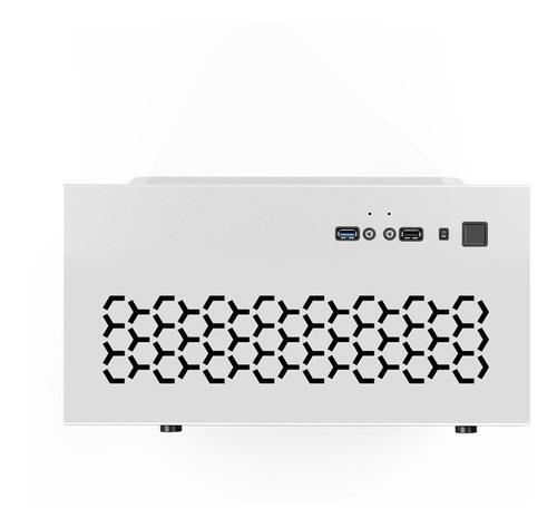 pc gamer glacius two - gtx 1650 4gb + i3 9100f, 8gb ram, 1tb