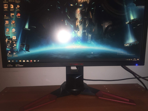 pc gamer gtx 1070 + monitor con gsync