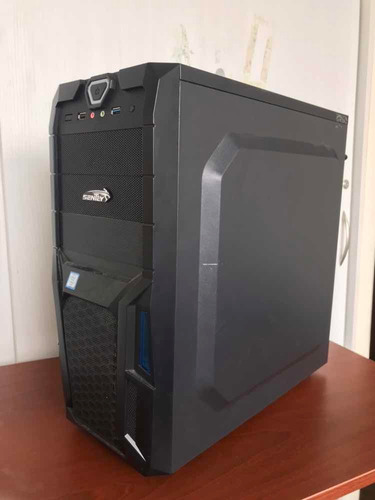 pc gamer i3-6100/8gb ram/gtx 950/120gb ssd/1tb hdd