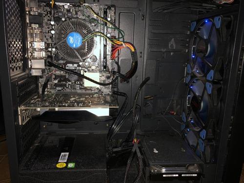 pc gamer i3 7º geração gtx 1050 ti