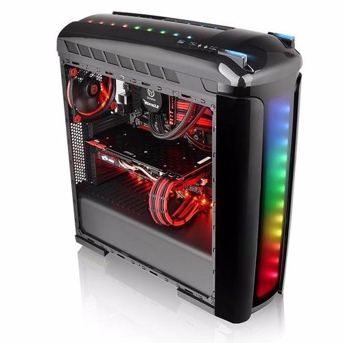 pc gamer i3 7100 gtx 1050ti 8gb 550w 1tb