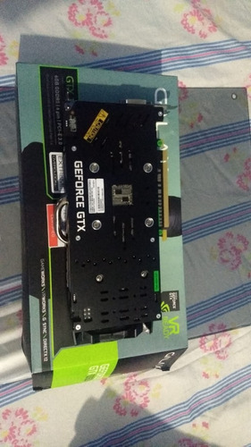 pc gamer i3 8100 + gtx 1060 6gb exoc