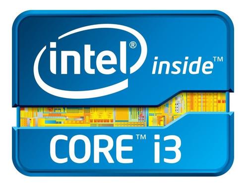 pc gamer i3 8gb hd500 e gt 1030 2gb completo teclado + mouse