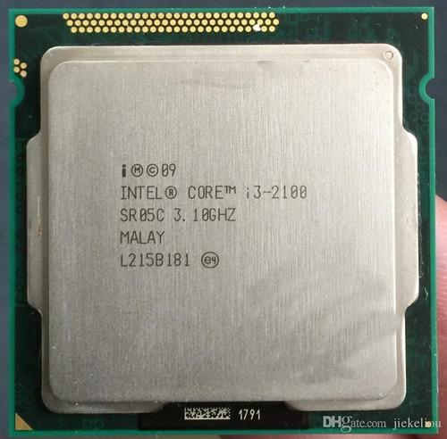 pc gamer i3 / 8gb / ssd / gabinete / vídeo radeon r7 240 2gb