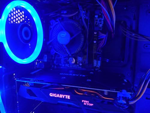 pc gamer i5 2400 3,4ghz - gtx 1050 - 8 gb ram