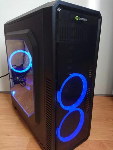 pc gamer i5 2400 3,4ghz - gtx 1050ti 4gb - 8 gb ram