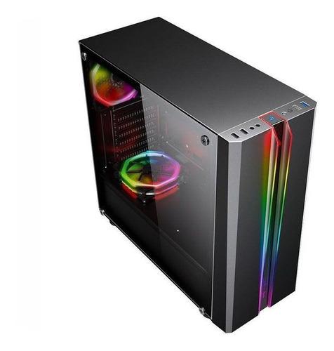 pc gamer i5 4570, 16 gb ram, rx 570 4gb, z97m *video teste*
