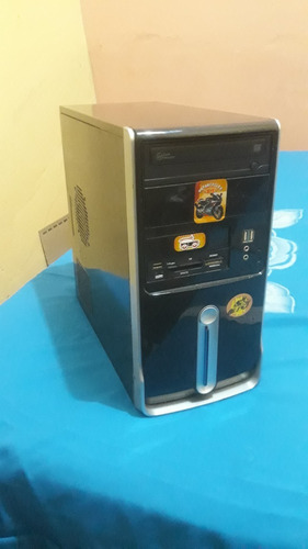 pc gamer i5 4570 8g de ram 500hd fonte gigabyte 400w