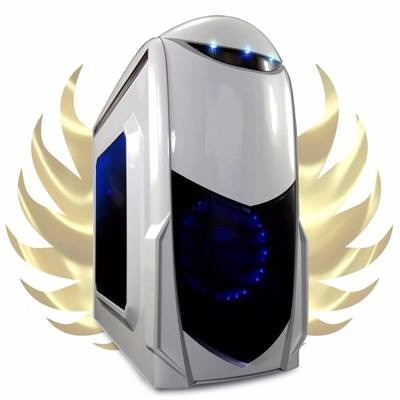 pc gamer i5 7400 - gtx 1050 ti 4gb - 8gb ddr4 -1 tb - 19 pol