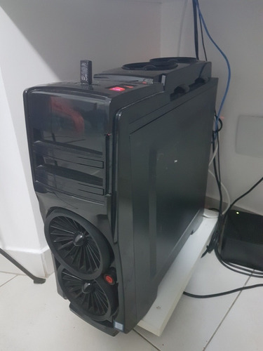 pc gamer i5 7400k, 1060 6gb, 16 ram, 1t hd, ssd240