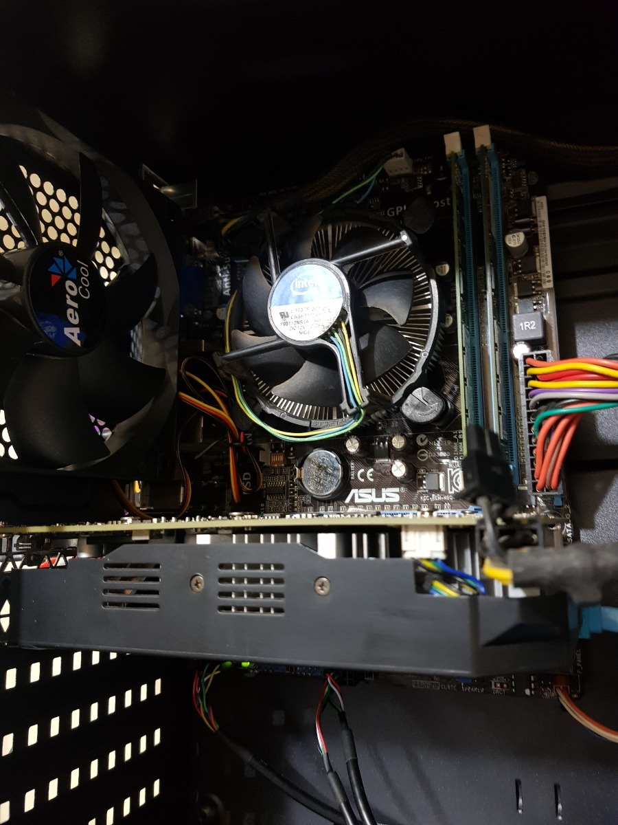 Pc Gamer I5 Com 8gb, Gtx 1060 / Fortnite, Pubg