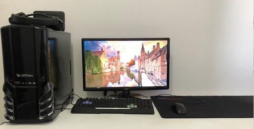 pc gamer i5 - gtx 660 + acessórios (set up completo)