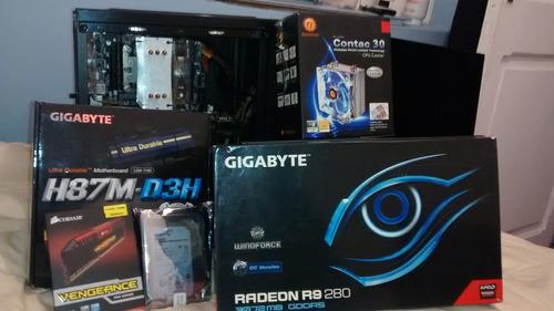 pc gamer i5 i3 i7 armado y venta (tengo buena rep)