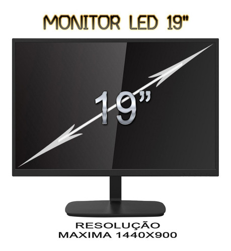 pc gamer i5 medium + monitor completo - 8gb geforce 2gb