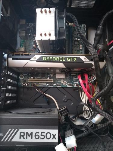 pc gamer i5, ssd 256gb, gtx 780