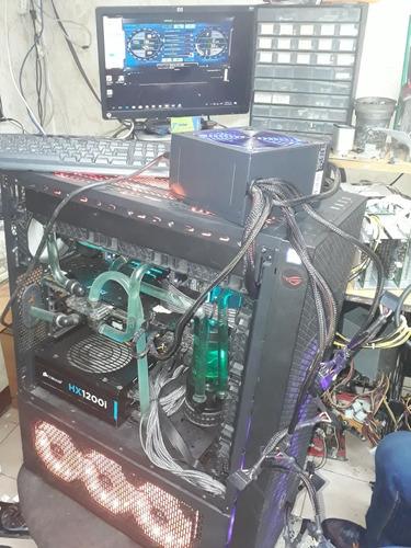 pc gamer i7 6850k computadora gamer i7