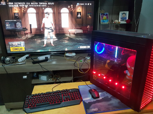 pc gamer i7 7700k