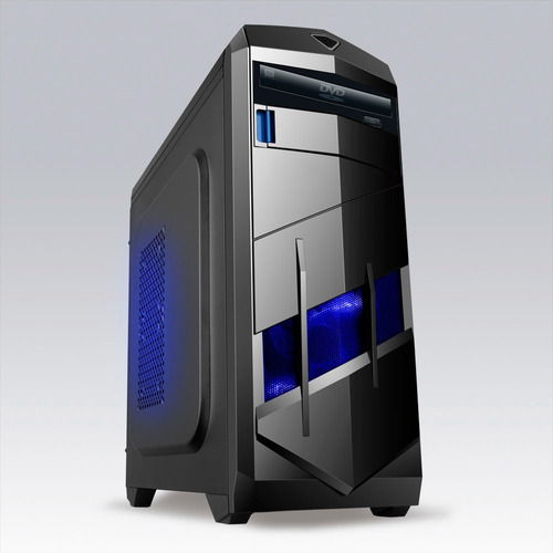 pc gamer intel 3.3ghz 8gb 1tb gt710 2gb + kit gamer!