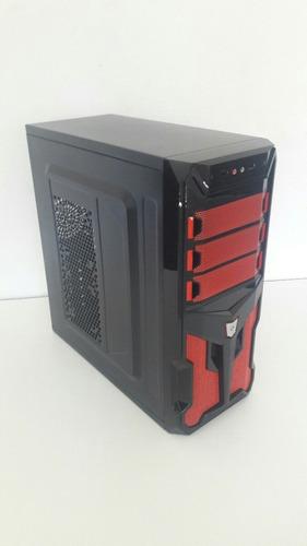 pc gamer intel core 2 quad + hd 1000gb + 4gb ram + gt710 2gb