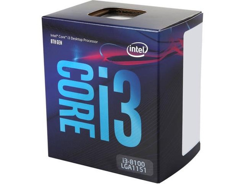 pc gamer  intel core i3 8va - ram 8gb - gtx 1050 2gb / mybox
