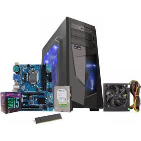 Pc Gamer Intel Core I5 8400 Ddr4 8gb Hd 1tb Fonte 500w