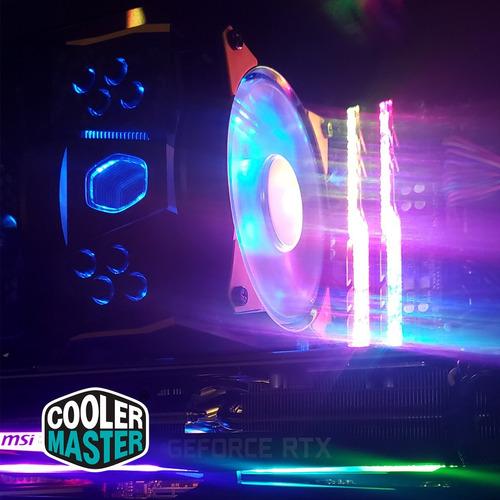 pc gamer - intel core i5 9400f ram 8gb -gtx 1660 6gb / mybox