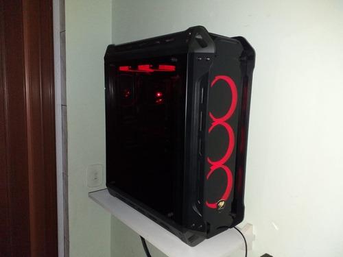 pc gamer intel core i7 3770k, 16gb ram, placa mãe asus rog!