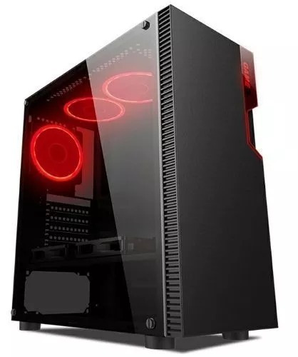 pc gamer intel core i7 8700+ h310m + 8gb + gtx 1060+ hd+ m.2