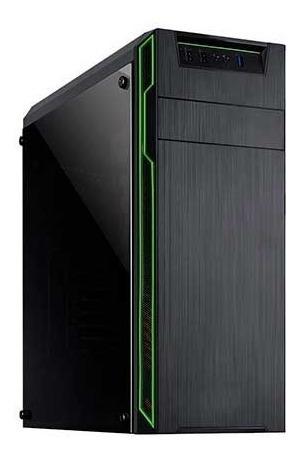 pc gamer intel i3 7100/8gb memória/hd 1tb/gforce gtx 1050 2g