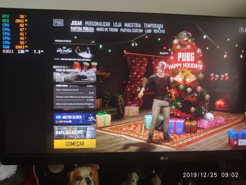 pc gamer  intel i5 4690 , 16 gb ram,placa de vídeo 1060 6gb